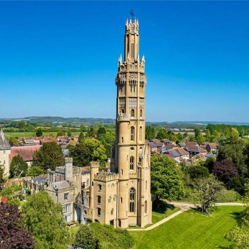 Hadlow Tower - Kent