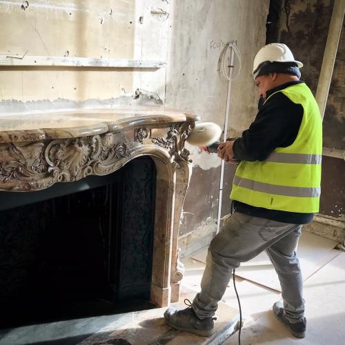 Fireplace Restoration London