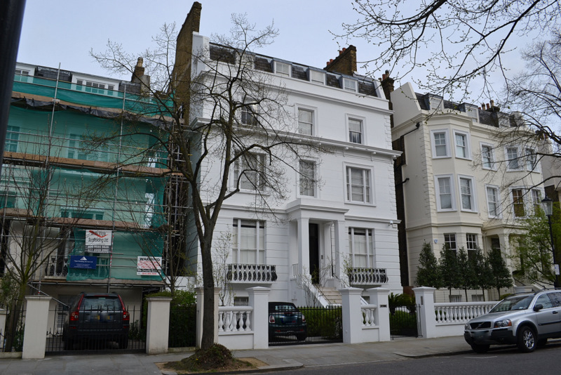 Notting Hill - Kensington - CCTV Flue Surveys and Furanflex Flue Relining