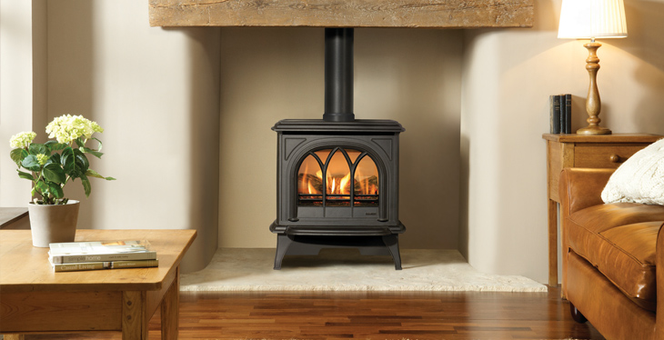 Image Result For Realistic Gas Fireplace