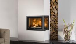 <p>Manufacturer: Barbas&lt;br&gt;Nominal output: 4-8kW&lt;br&gt;Fuel         type:   wood&lt;br&gt;Smoke control exempt: no&lt;br&gt;Colours and         finishes:   black painted finish&lt;br&gt;Net efficiency: 78%</p>