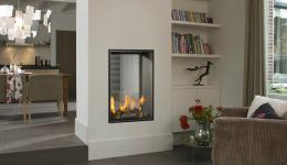 <p>Manufacturer: Bellfires&lt;br&gt;Output: 2-7kW&lt;br&gt;Fuel type: natural gas, propane and butane&lt;br&gt;Flue type: balanced flue&lt;br&gt;Controls: remote control&lt;br&gt;Colours and finishes: black painted  finish&lt;br&gt;Net efficiency: 85%</p>