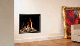 <p>Manufacturer: Bellfires&lt;br&gt;Output: 2-8kW&lt;br&gt;Fuel type: natural  gas, propane and butane&lt;br&gt;Flue type: balanced  flue&lt;br&gt;Controls: remote control&lt;br&gt;Colours and finishes:  black painted  finish&lt;br&gt;Net efficiency: 80% natural gas, 85% propane and butane</p>