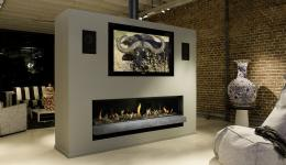 <p>Manufacturer: Bellfires&lt;br&gt;Output: 2-12kW&lt;br&gt;Fuel type:  natural  gas, propane and butane&lt;br&gt;Flue type: balanced   flue&lt;br&gt;Controls: remote control&lt;br&gt;Colours and finishes:   black painted  finish&lt;br&gt;Net efficiency: 85%</p>