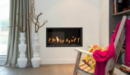 <p>Manufacturer: Bellfires&lt;br&gt;Output: 2-6kW&lt;br&gt;Fuel type:  natural  gas, propane and butane&lt;br&gt;Flue type: balanced   flue&lt;br&gt;Controls: remote control&lt;br&gt;Colours and finishes:   black painted  finish&lt;br&gt;Net efficiency: 85%</p>