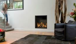 <p>Manufacturer: Bellfires&lt;br&gt;Output: 2-8kW&lt;br&gt;Fuel type:  natural  gas, propane and butane&lt;br&gt;Flue type: balanced   flue&lt;br&gt;Controls: remote control&lt;br&gt;Colours and finishes:   black painted  finish&lt;br&gt;Net efficiency: 85%</p>