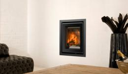 <p>Manufacturer: Barbas&lt;br&gt;Nominal output: 5kW&lt;br&gt;Fuel      type:   wood&lt;br&gt;Smoke control exempt: yes&lt;br&gt;Colours and      finishes:   black painted finish&lt;br&gt;Net efficiency: 84%</p>