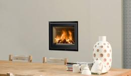 <p>Manufacturer: Barbas&lt;br&gt;Nominal output: 7kW&lt;br&gt;Fuel       type:   wood&lt;br&gt;Smoke control exempt: yes&lt;br&gt;Colours and       finishes:   black painted finish&lt;br&gt;Net efficiency: 84%</p>
