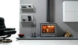 <p>Manufacturer: Stovax&lt;br&gt;Nominal output: 9kW&lt;br&gt;Fuel type: wood&lt;br&gt;Smoke control exempt: no&lt;br&gt;Colours and finishes:  jet black and storm metallic paint finishes&lt;br&gt;Net efficiency: 78%</p>