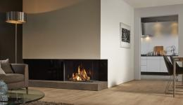 <p><span>The Maestro 80/2 </span><em>Eco Wave </em><span>is an 80 cms wide 2-sided corner gas fire with the very finest log fire display. There is a choice of striking interior finishes in black or mirrored Ceraglass and the option of Clear View glass for an authentic open fire look. Control is by the unique DRU Eco Wave app for smartphone or tablet.</span></p>
