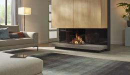 <p><span>Maestro 80/3 </span><em>Eco Wave</em><span> is an 80 cms wide 3-sided gas fire with a spectacular log fire display featuring high, dense flames. There is a choice of stunning interior finishes in black or mirrored Ceraglass and the option of Clear View glass for a reflection-free view. Control is by the unique DRU Eco Wave app for smartphone or tablet.</span></p>