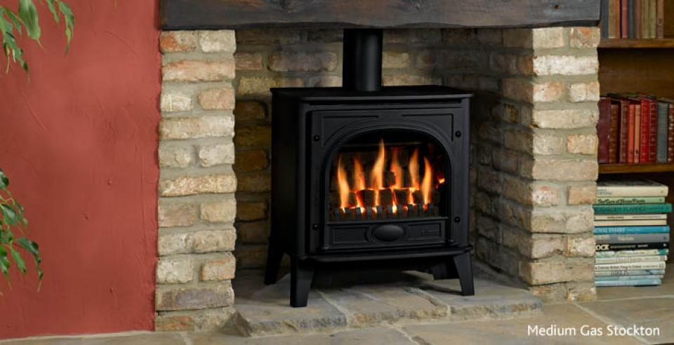 <p>Manufacturer: Gazco&lt;br&gt;Output: 5.28kW conventional flue, 5.25kW          balanced flue&lt;br&gt;Fuel type: natural gas and LPG&lt;br&gt;Flue          type: conventional, balanced flue and power    flue&lt;br&gt;Controls:  manual with      optional standard remote or    programmable  remote&lt;br&gt;Colours and   finishes: matt black painted  finish&lt;br&gt;Net    efficiency: 78% conventional flue, 82% balanced    flue</p>