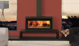 <p>Manufacturer: Stovax&lt;br&gt;Nominal output: 8kW&lt;br&gt;Fuel type:    wood&lt;br&gt;Smoke control exempt: yes&lt;br&gt;Colours and finishes:    black paint&lt;br&gt;Net efficiency: 75%</p>