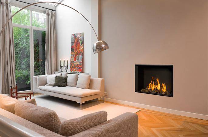 Bellfires York Large 3 Gas Fire