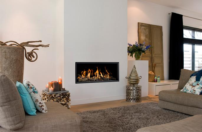 Horizon Bell Small Gas Fire